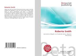 Roberto Smith, 978-613-5-48510-3, 6135485105 ,9786135485103