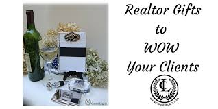 realtor gifts to wow clients