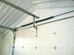 low headroom garage door low clearance garage door opener low profile garage door hinges headroom doors