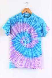 Light Colored Tie Dye Shirts Purple And Blue Tie Dye Unisex Tee Tie Dye Colors Blue