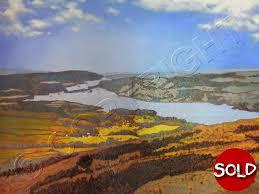 oil on canvas 75 x 50 x 4 cm 700 landscape landscape painting