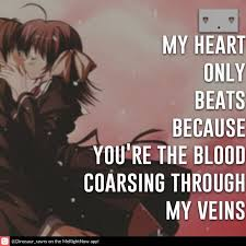 Anime Love Quotes Beauteous Anime Love Quotes Anime Amino