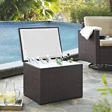 Crosley Furniture Palm Harbor Outdoor Wicker Coffee Sectional Palm Harbor Outdoor Furniture