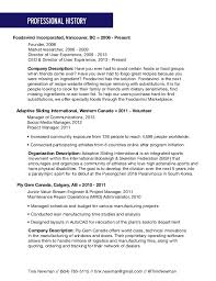 Example Resume With Startup Experience Resume Ixiplay Free Resume