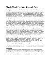 classic film research paper classic film research paper mendatech