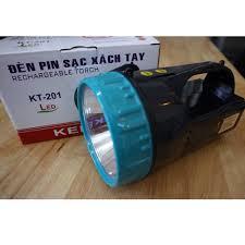 Đèn pin sạc cầm tay kentom KT201 – Công ty TNHH Thương Mại H.C.E