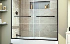 shower door installation cost bathtub sliding doors installation ergonomic bathtub shower