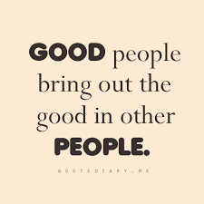Quotes About Good People Inspiration 48 Days 48 Quotes Nb 48 KRISTINA STEINER