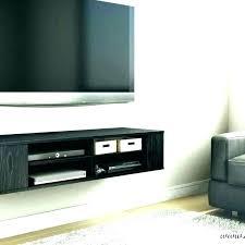 floating media shelves floating media shelves entertainment wall mount ter shelf floating shelves media equipment