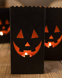 ... Halloween Luminaries, ...