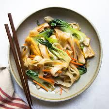 teriyaki noodle stir fry vegan
