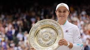 Wimbledon 2021 Tennis - Ashleigh Barty beats Karolina Pliskova in three  sets to claim maiden Wimbledon crown - Eurosport