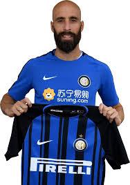 Borja Valero football render - 38805 - FootyRenders