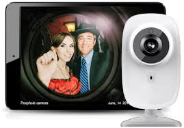 front door camera monitorWhy Install a Home Security Camera  Writetech