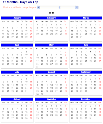List Of Synonyms And Antonyms Of The Word 2010 12 Month Calendar