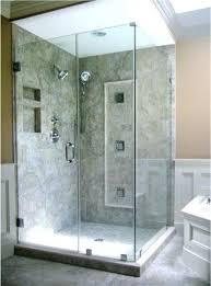 frameless shower door seal for 3 8 inch glass 98 sweep home depot