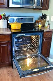 clean inside oven door clean inside oven door interesting homes experts how to clean