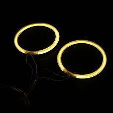 Hot Professional Non Hid Headlight Set White Yellow Light
