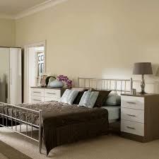 Oak Bedroom Furniture Set Colorful Ottawa Caspian High Gloss White And Oak Bedroom Furniture
