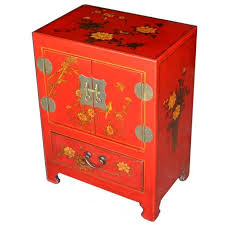 Oriental furniture perth Losangeleseventplanning Chinese Red Twodoor Onedrawer Bedside Provence Calanques Chinese Antique Furniture