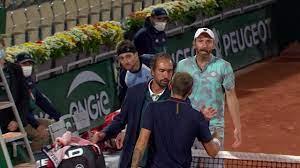 French Open: Evans geht auf Middelkoop los - fast fliegen die Fäuste -  Tennis Video - Eurosport