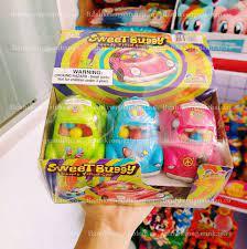 Xe Hơi Đồ Chơi Mini Kèm Kẹo Gumball... - Bánh kẹo ngoại nhập