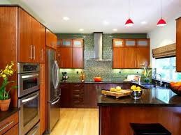Asian Kitchen Cabinets Design