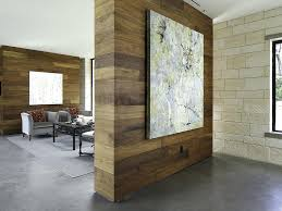 room divider wall woodsy room divider also allows you to showcase wall art design cornerstone architects room divider wall