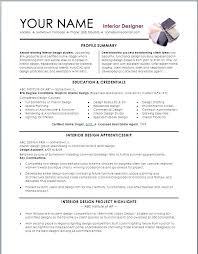 Graphic Design Resume Format Graphic Designer Resume Sample Word