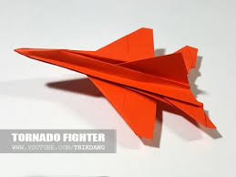 paper jet fighter how to make a paper