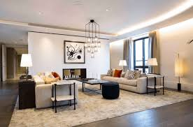 Image Recessed Lighting Examples Of Living Room Lighting Ideas The Spruce 15 Beautiful Living Room Lighting Ideas