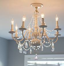 Diy Chandelier Diy Chandelier For Girls Room Roselawnlutheran