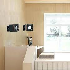 wall mount surround sound speakers wall mount surround sound speakers chic design ceiling mount surround sound