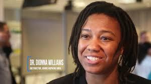 NIDA Diversity Workshop: Dr. Dionna Williams - YouTube