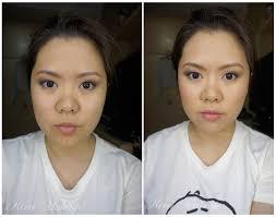 contour and highlight asian
