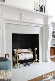Fireplace:Cool Painting Inside Of Fireplace Design Decor Classy Simple In  Interior Decorating Cool Painting ...