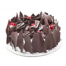 Black Forest Cake Mister Baker