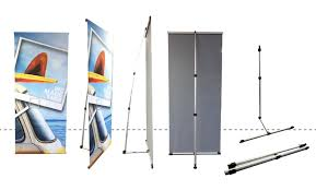 Pull Up Display Stands Gorgeous Pull Up Banner Stands