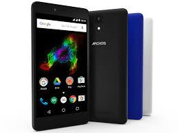 Archos 50 Platinum 4G: LTE-Smartphone ...