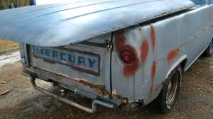 1965 Mercury EM-100 Econoline Pick up For Sale E100 pickup - YouTube
