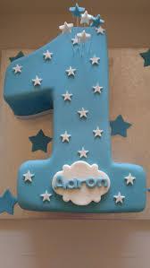 27 Marvelous Photo Of 1st Birthday Cake Boy Entitlementtrapcom