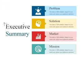 executive summery executive summary ppt powerpoint presentation model examples