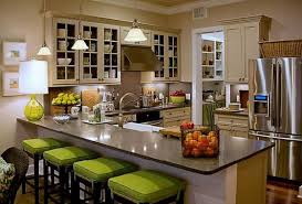 apartment kitchen decorating ideas. Beautiful Kitchen Apartment Kitchen Decorating Ideas Dark Cabinets  With Inside I