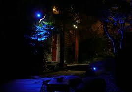 led landscape lighting systems in