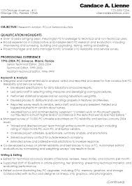 Sample Resume Technical Writer Research Analyst P1 ...