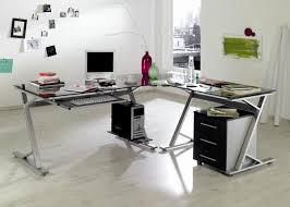 glass corner office desk. 5 Corner Desks For The Office Glass Desk S