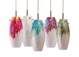 colorful pendant lighting. Pendant Lighting For Dining Room With Fun Colors_10 Colorful A