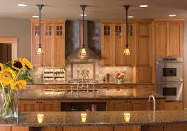 craftsman house plan kitchen