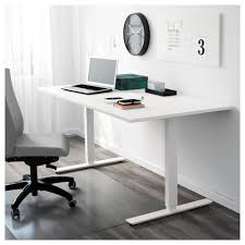 adjustable standing desk ikea. Unique Ikea IKEA SKARSTA Desk Sitstand Adjustable Feet Make The Table Stand Steady  Also On Uneven On Standing Desk Ikea T