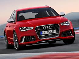 new car releases 20132013AudiRS6  New Car Models
